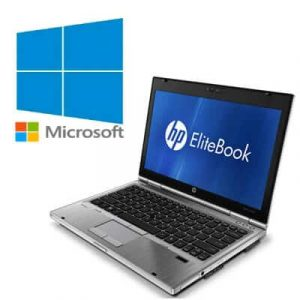 Laptop Refurbished HP Elitebook 2560p Core i5 2520M/4GB/320GB/Windows 10 Home