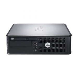 Calculator sh Dell Optiplex 380SFF E7500, 4Gb ddr3, 250Gb , DVD-RW