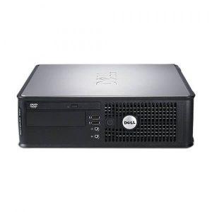 Calculator sh Dell Optiplex 380SFF E7500, 4Gb ddr3, 250Gb , DVD-RW