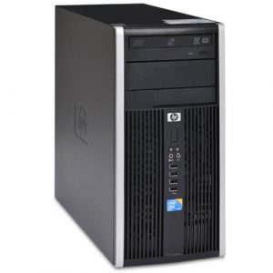 Calculatoare second hand tower HP Compaq 6000 Pro Core2Duo E7500 2.93Ghz 4Gb 250Gb