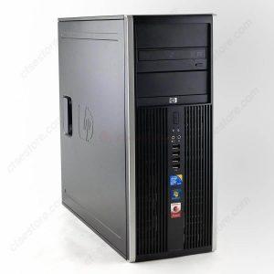 Calculatoare sh tower HP Compaq 8000 Elite Core2Duo E8400 3.00GHz 4GB 320GB