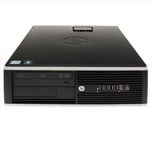 Calculatoare second hand HP Compaq 8000 Elite Sff Core2duo E8500 3.16Ghz 4Gb 250Gb