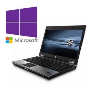 Laptop Refurbished HP Elitebook 8440p Core i5 520M/4GB/250GB/Windows 10 Pro