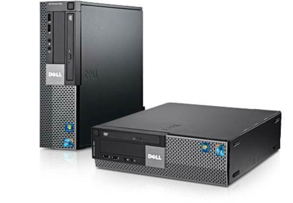 Calculatoare second Dell Optiplex 980 SFF, i7-860, 4Gb ddr3, 250Gb, dvd rom