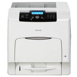Imprimante laser color Ricoh Aficio SP C430DN, duplex si retea