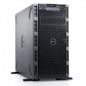 Server second hand Dell PowerEdge T320 Intel Xeon E5-2407 2.20GHz/12GB DDR3/3x300GB SAS, raid controller