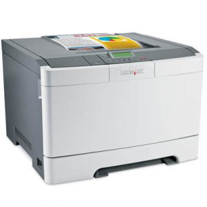 Imprimante laser color Lexmark C544N, A4, retea, 23ppm