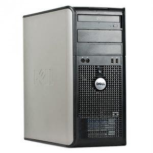 Calculatoare sh tower Dell Optiplex 755MT Core2Duo E8400 3.0GHz 2GB 160GB