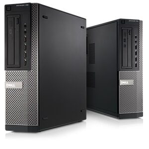 Dell Optiplex 790SFF i3-2120 3.3GHz/4GB DDR3/250GB