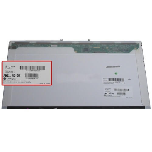 Display laptop 17 inch wide