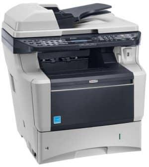 Multifunctionala laser second hand Kyocera FS-3140MFP