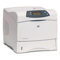Imprimanta second hand HP LaserJet 4250N cu retea , 43ppm