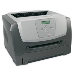 Imprimanta laser monocrom Lexmark E352DN cu duplex si retea