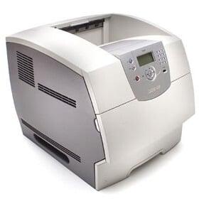 Imprimante ieftine cu retea Lexmark T640N