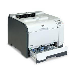 imprimanta laser color HP Laserjet CP2025 cartuse incarcate
