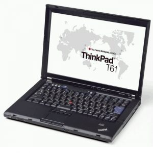 Laptop second hand Lenovo ThinkPad T61 T7300 2.0GHz/2GB/60GB/Combo