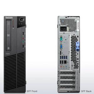 Lenovo ThinkCentre M82 SFF i5-3470 3.2GHz/4GB DDR3/500GB