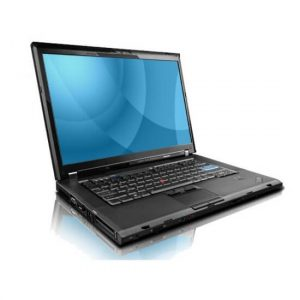 Laptop second hand Lenovo T400 P8600 2.4GHz 2GB 160GB DVD-RW