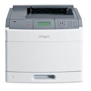 Imprimanta laser second hand Lexmark T650N cu retea