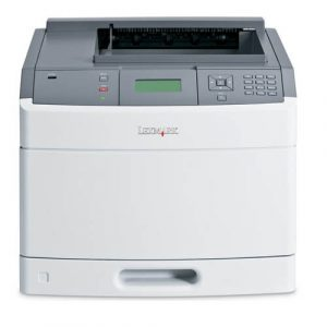 Imprimante laser second hand Lexmark T652DN cu duplex si retea