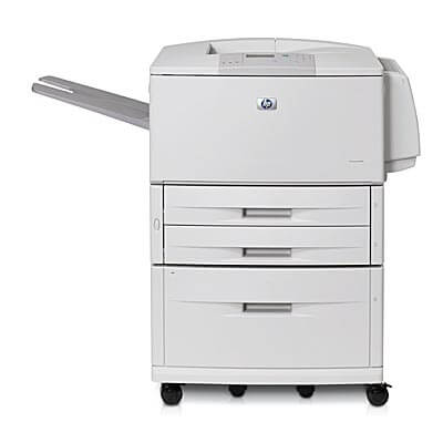 Imprimante second hand A3 HP Laserjet 9050dtn duplex+rețea+sertar suplim