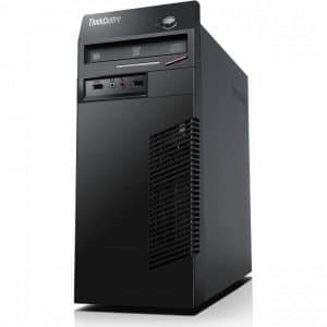 Calculator tower Lenovo Thinkcentre M72e Core i5-2400 3.10Ghz, 4GB, 500GB, DVD-RW