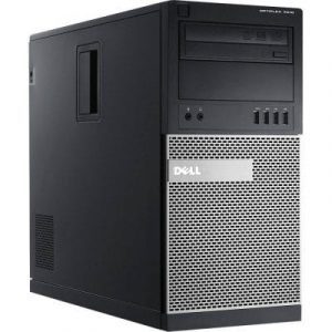 Calculatoare second hand Dell Optiplex 7010 Core i5-3470, 4GB ddr3, 250GB+128GB SSD